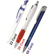 Kugelschreiber Topseller - MUSTERSET KOSTENLOS