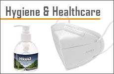 Werbeartikel Gesundheit