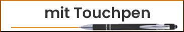 Kugelschreiber mit Touchpen Button